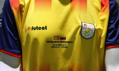 Catalunya 2019 2020 Home Football Kit, Shirt, Soccer Jersey, Camiseta