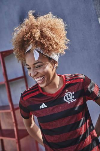 CR Flamengo 2019 adidas Icon Football Kit, Soccer Jersey, Shirt, Camisa, Camiseta