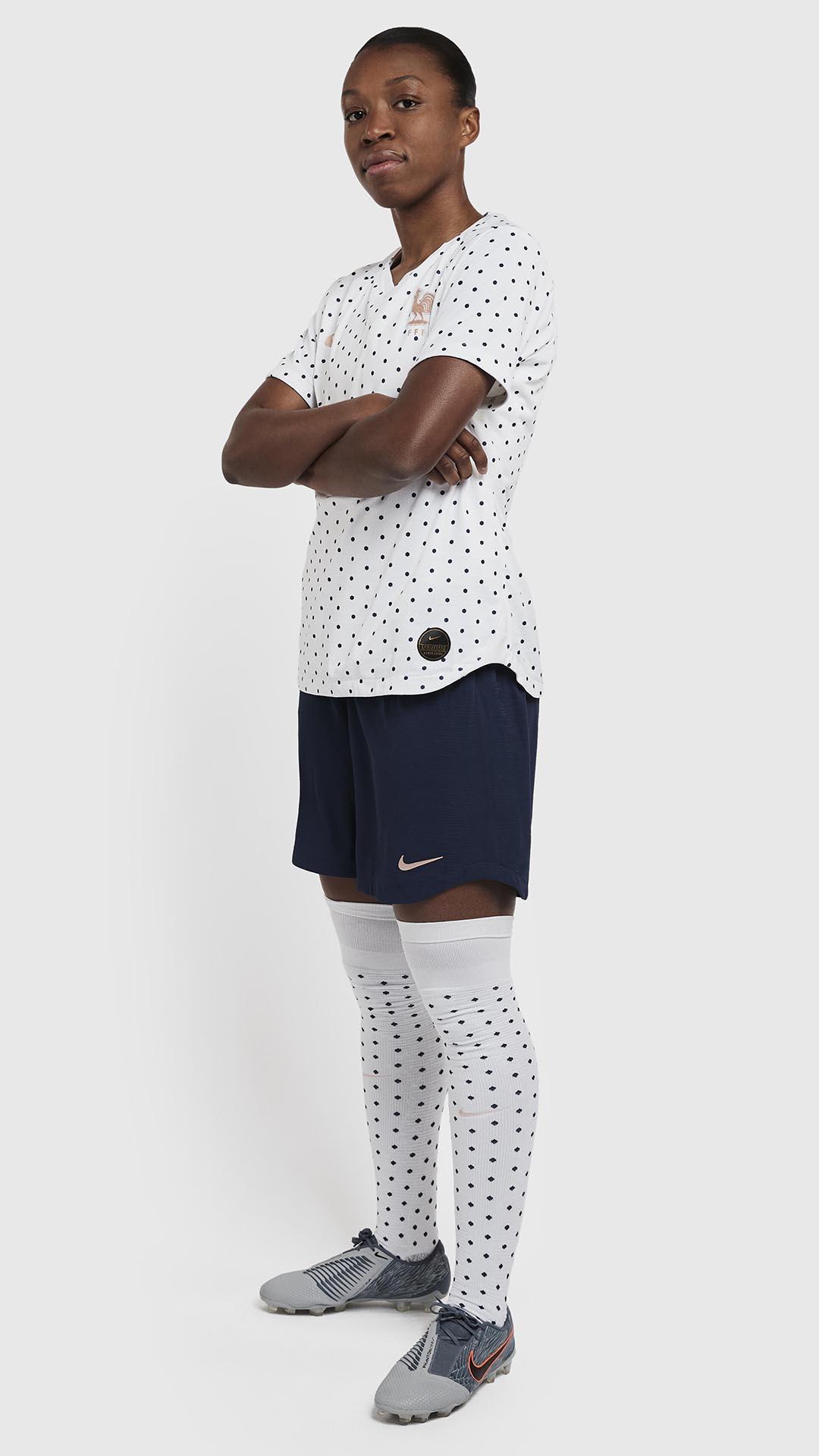 the latest 9ee67 b7c5f France 2019 Women's World Cup Nike Kits - FOOTBALL FASHION.ORG