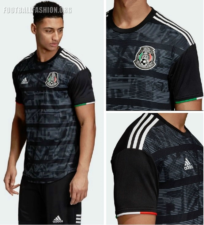 313e5e87b Mexico 2019 Gold Cup adidas Home Jersey - FOOTBALL FASHION.ORG