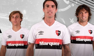 Newell's Old Boys 2019 Umbro Away Football Kit, Soccer Jersey, Shirt, Camiseta de Futbol