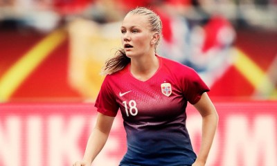 Norway 2019 Women's World Cup Nike Home and Away Football Kit, Soccer Jersey, Shirt, Landslagsdrakt