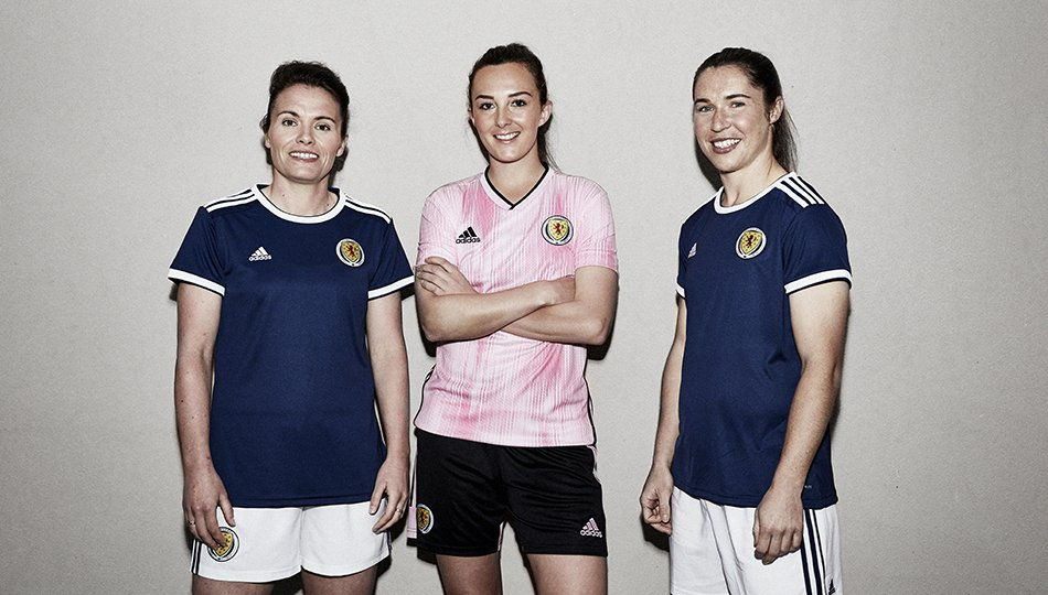 83d163c0300 Scotland 2019 Women s World Cup adidas Kits - FOOTBALL FASHION.ORG