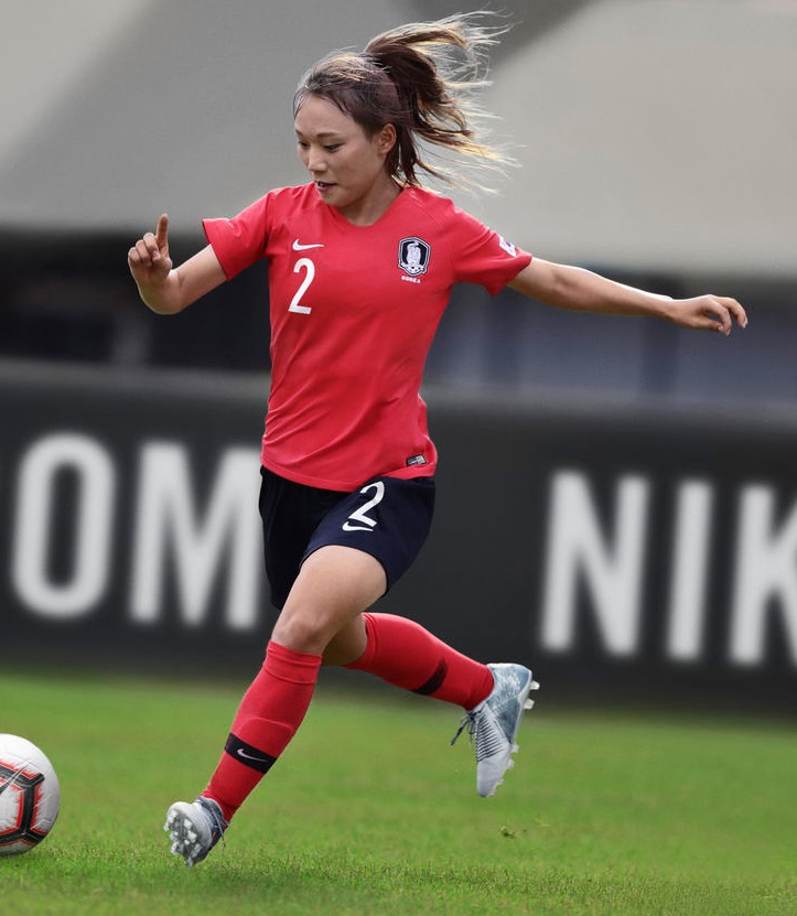 South Korea 2019 Women's World Cup Nike Kits - FOOTBALL FASHION ORG