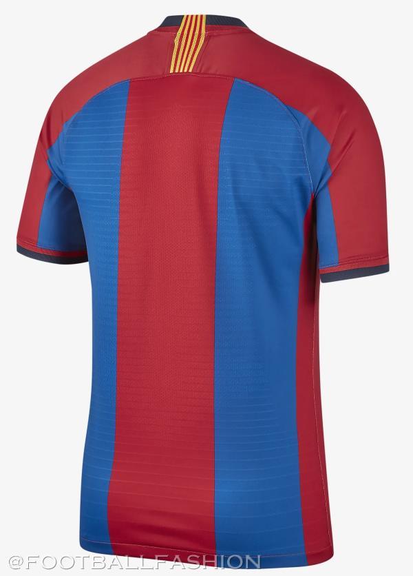 32180aa2d4b FC Barcelona 2019 El Clásico Nike Kit - FOOTBALL FASHION.ORG