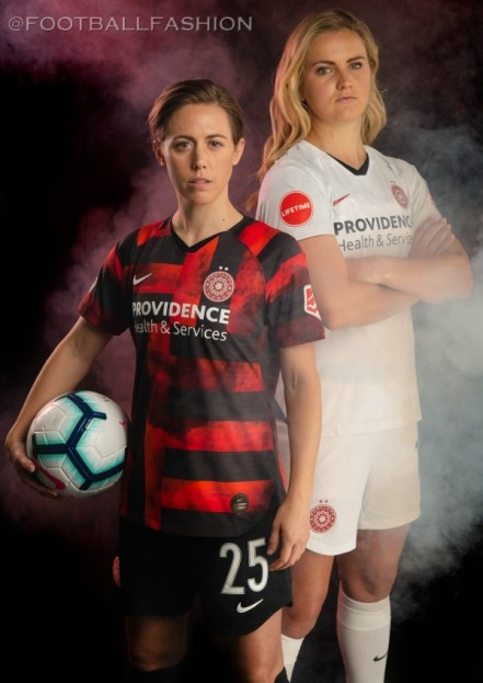 Portland Thorns 2019 Nike Football Kit, Soccer Jersey, Shirt