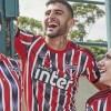 São Paulo FC 2019 2020 Away adidas Soccer Jersey, Football Kit, Shirt, Camiseta de Futbol, Camisa II do Futebol