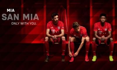 Bayern Munich 2019 2020 adidas Home Football Kit, Soccer Jersey, Shirt, Trikot, Maillot, Tenue, Camisa, Camiseta