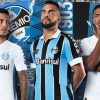 Grêmio 2019 2020 Umbro Home and Away Football Kit, Soccer Jersey, Shirt, Camisa