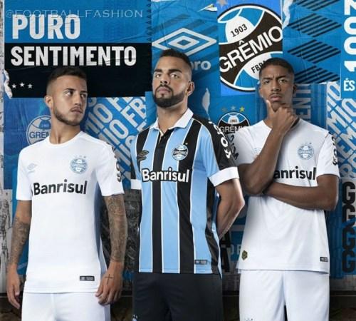 Grêmio 2019 2020 Umbro Home and Away Football Kit, Soccer Jersey, Shirt, Camisa