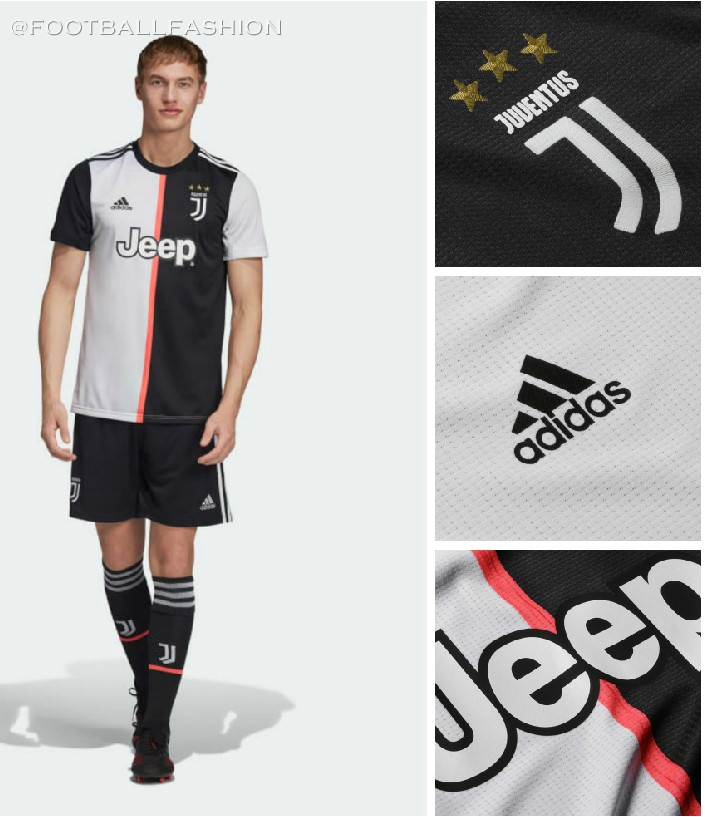 39b781e73ff Juventus will debut their 19 20 home jersey on Sunday 12 May