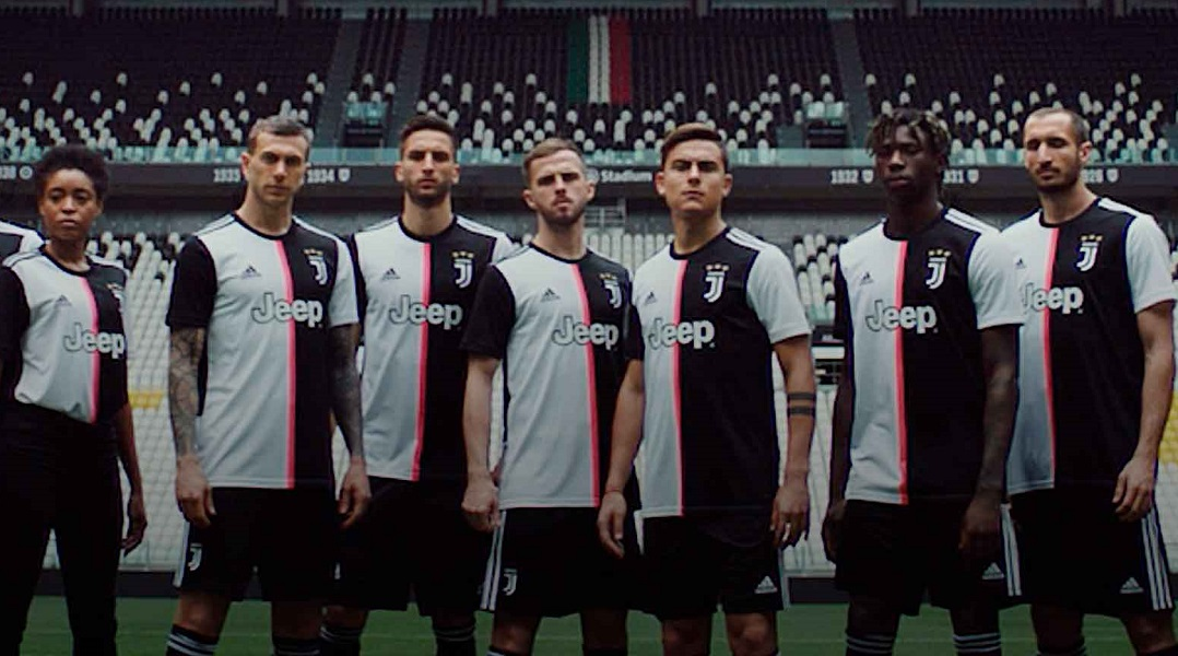 Juventus 2019 20 Adidas Home Kit Football Fashion Org