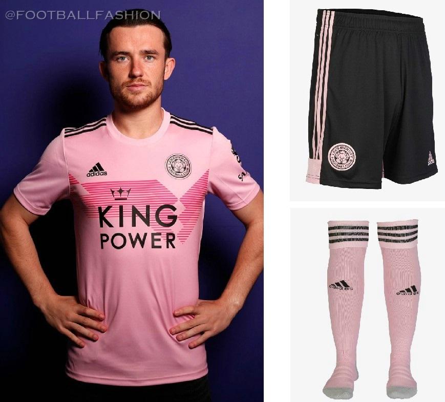 Leicester City 2019 20 Adidas Away Kits Football Fashion