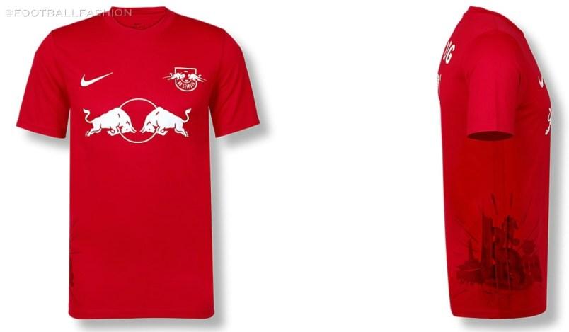 RB Leipzig 2019 10th Anniversary Nike Football Kit, Soccer Jersey, Shirt, Trikot, Sondertrikot