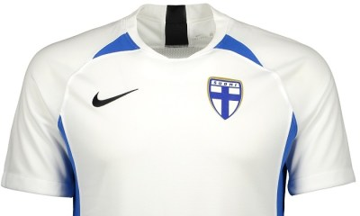Finland 2019 2020 Nike Home Football Kit, Soccer Jersey, Shirt