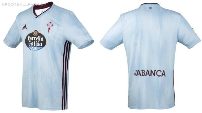 Celta de Vigo 2019 2020 adidas Home Football Kit, Soccer Jersey, Shirt, Camiseta de Futbol