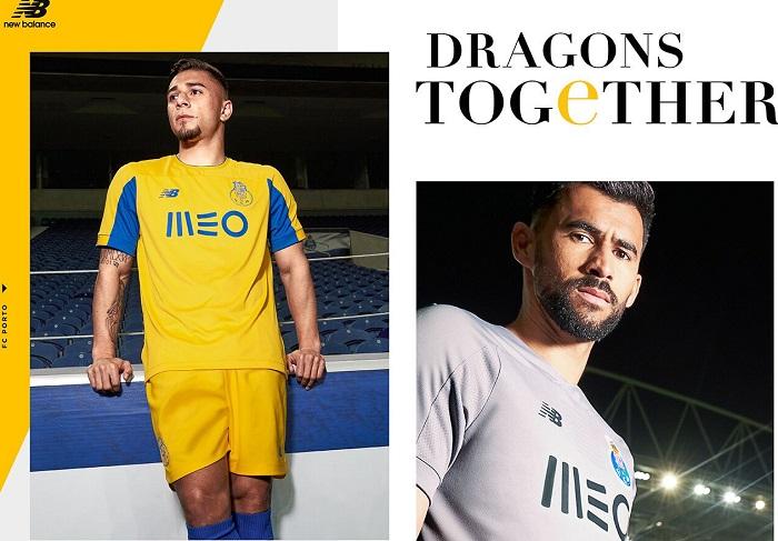 FC Porto 2019/20 New Balance Away Kit - FOOTBALL FASHION