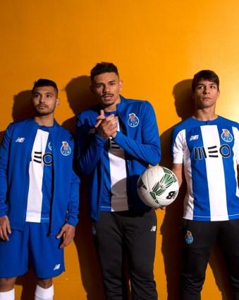 FC Porto 2019 2020 New Balance Home Football Kit, Soccer Jersey, Shirt, Camisa, Camisola