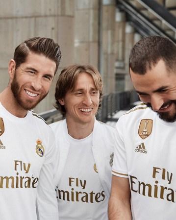 Real Madrid 2019  2020 adidas Home and Away Football Kit, Soccer Jersey, Shirt, Camiseta, Camisa, Equipacion, Maillot, Trikot, Tenue, Camisola, Dres