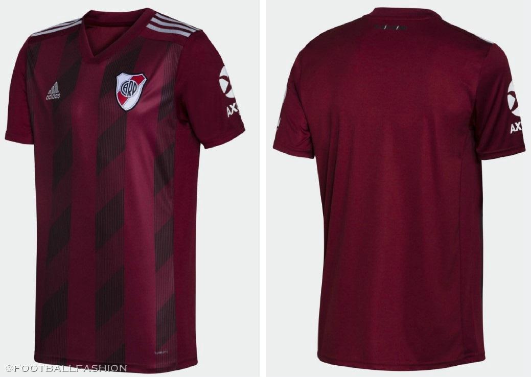 Pef Nuevo significado Dislocación  River Plate 2019/20 adidas Away Jersey - FOOTBALL FASHION