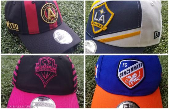 New Era 2019 MLS Jersey Hook 9TWENTY Caps