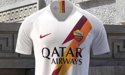 AS Roma 2019 2020 Nike Away Football Kit, Soccer Jersey, Shirt, Camiseta, Camisa, Maglia, Gara, Trikot, Maillot, Tenue
