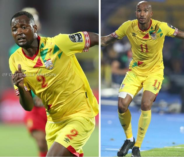 Benin 2019 AFCON Umbro Home Football Kit, Soccer Jersey, African Cup of Nations Shirt, Maillot, CAN