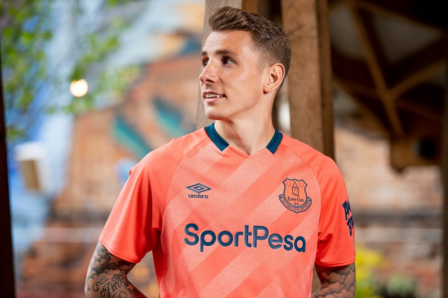 sneakers for cheap a3ae4 76c36 Everton 2019/20 Umbro Away Kit - FOOTBALL FASHION.ORG