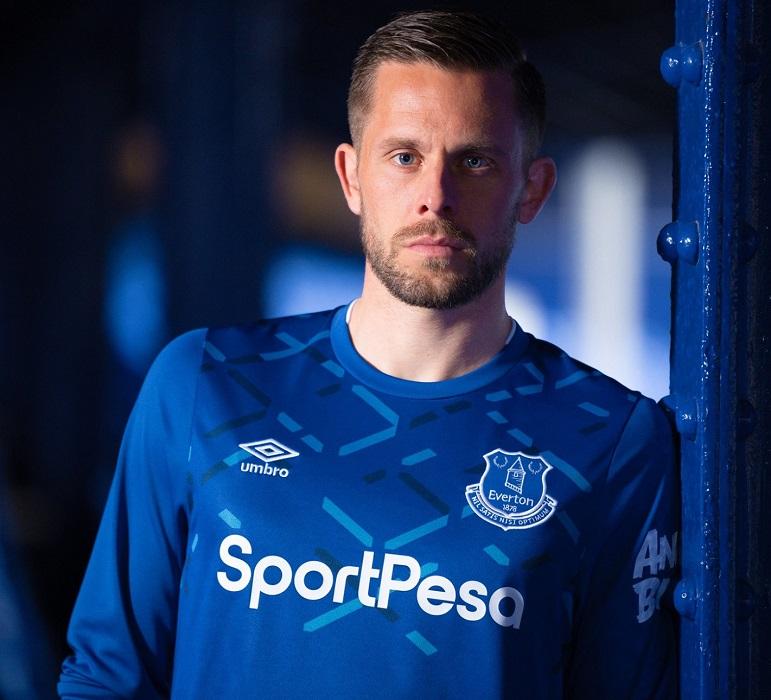Everton Fc 2019 20 Umbro Home Kit Football Fashion