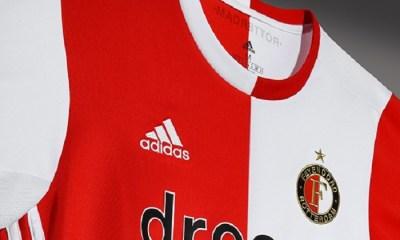 Feyenoord Rotterdam 2019 2020 adidas Home Football Kit, Soccer Jersey, Shirt, Tenue, Thuisshirt