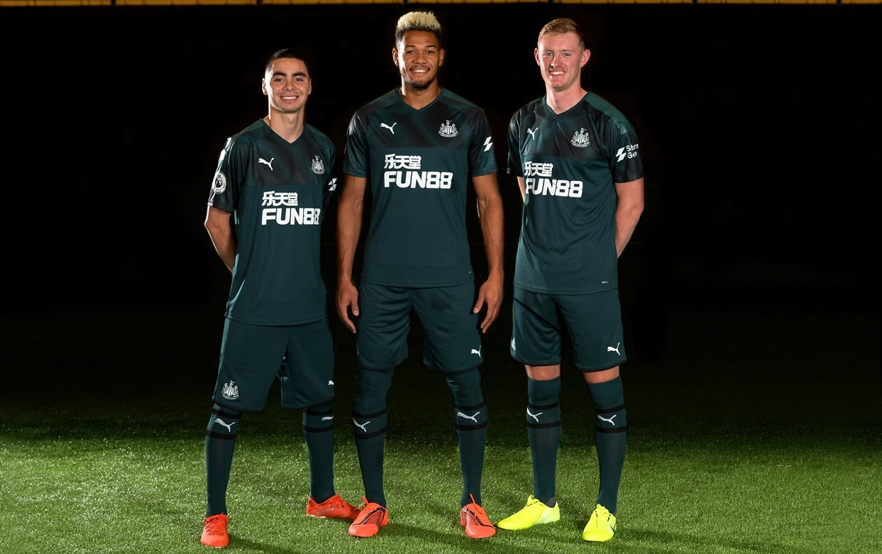 newcastle united puma