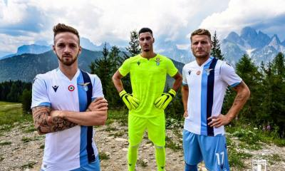 SS Lazio 2019 2020 Macron White Away Football Kit, Soccer Jersey, Shirt, Maglia, Gara, Camisa, Camiseta
