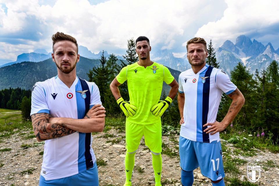 SS Lazio 2019/20 Macron Away Kit - FOOTBALL FASHION.ORG
