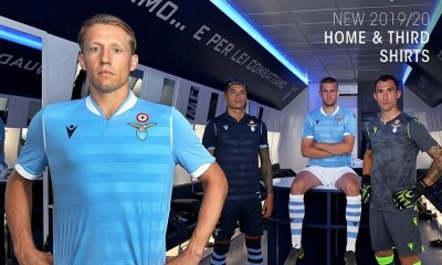 SS Lazio 2019 2020 Macron Home and Third Football Kit, Soccer Jersey, Shirt, Maglia, Gara, Camisa, Camiseta