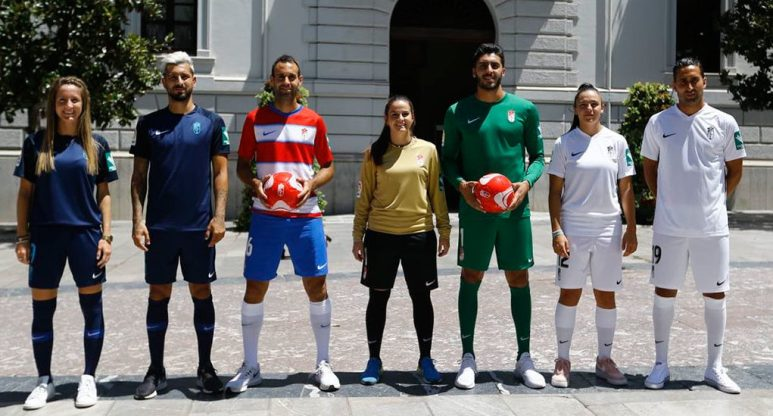 Granada CF 2019/20 Nike Kits - FOOTBALL FASHION.ORG