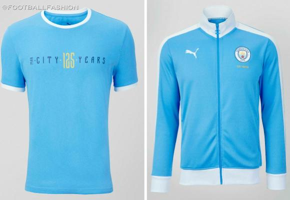 Manchester City 125th Anniversary PUMA Capsule Collection
