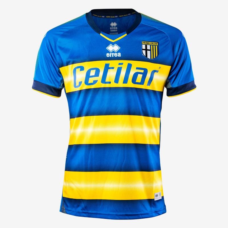 Parma Calcio 2019 20 Errea Away Kit Football Fashion