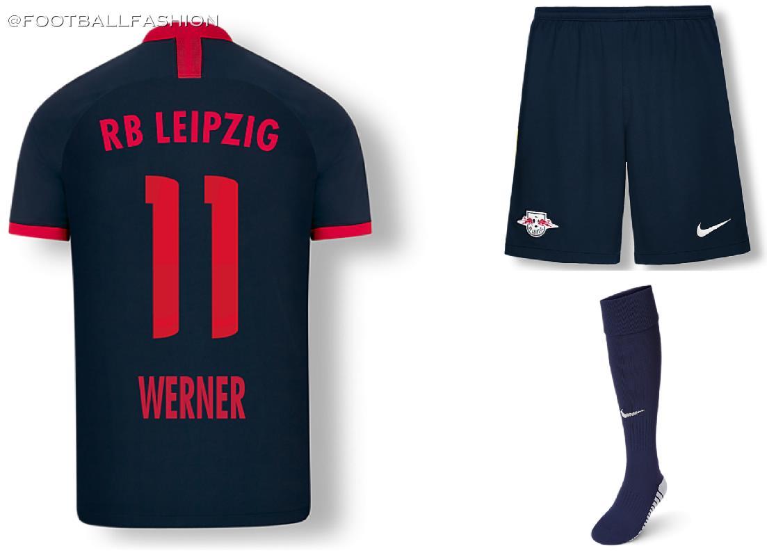 Rb Leipzig 2019 20 Nike Home And Away Kits Football Fashion
