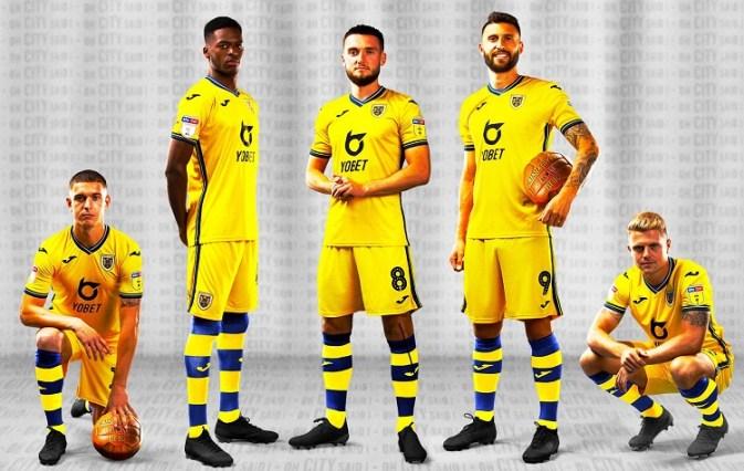 Swansea City 2019 2020 Joma Third Football Kit, Soccer Jersey, Shirt