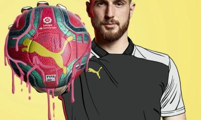 PUMA Unveil 2019 2020 LaLiga Winter Match Soccer Football Ball, Pelota de Futbol