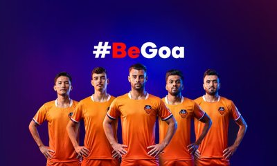 FC Goa 2019 2020 Home and Away Football Kit, Soccer Jersey, Shirt