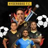 Hyderabad FC 2019 2020 Home Football Kit, Soccer Jersey, Shirt