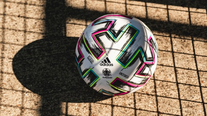 adidas Uniforia - Official Matchball of EURO 2020