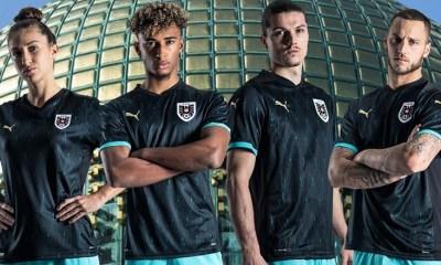 Austria EURO 2020 2021 PUMA Away Football Kit, Soccer Jersey, Shirt, Österreich Trikot