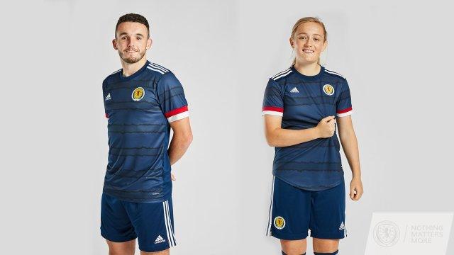 Scotland 2020/21 adidas Home Kit - FOOTBALL FASHION