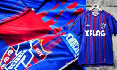 FC Tokyo 2020 Umbro Home and Away Football Kit, Soccer Jersey, Shirt