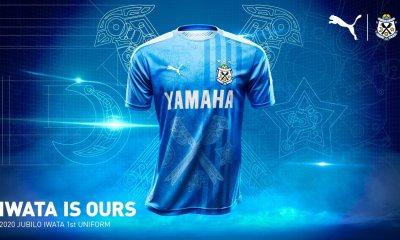 Júbilo Iwata 2020 PUMA Home and Away Football Kit, Soccer Jersey, Shirt