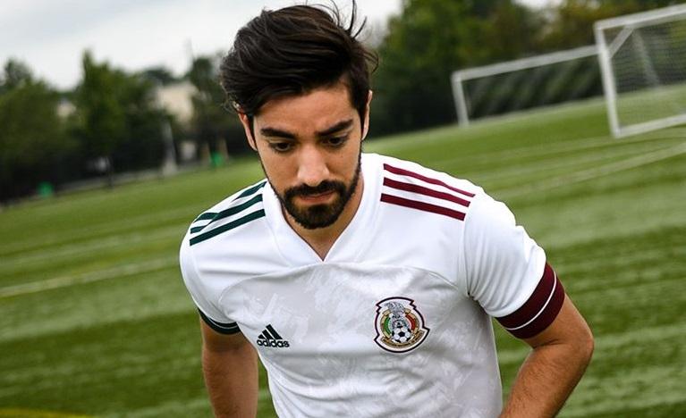 Mexico 2020 adidas Away Jersey - FOOTBALL FASHION