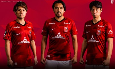 Urawa Red Diamonds 2020 Nike Home and Away Football Kit, Soccer Jersey, Shirt