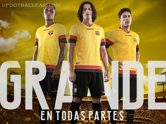 Barcelona SC 2020 Marathon Home and Away Football Kit, Soccer Jersey, Shirt, Camiseta de Futbol